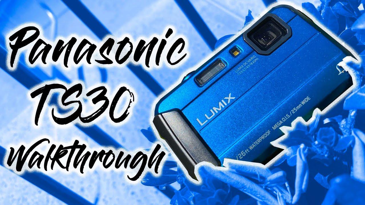 DMC-FT30EB-R Tr/ípode Mini Flexible Viaje Compatible con Panasonic Lumix DMC-FT30EB-A DMC-FT7EB-A C/ámara Digital Monopie Soporte de Pulpo DMC-FT30EB-D DMC-FT30EB-K