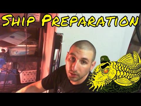 It's Ship Prep Time ;)