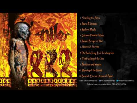 NILE - 'Amongst the Catacombs of Nephren-Ka' (Full Album Stream)