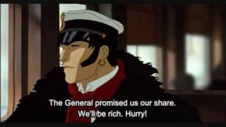 Corto Maltese - Corto Maltese in Siberia * Part 6