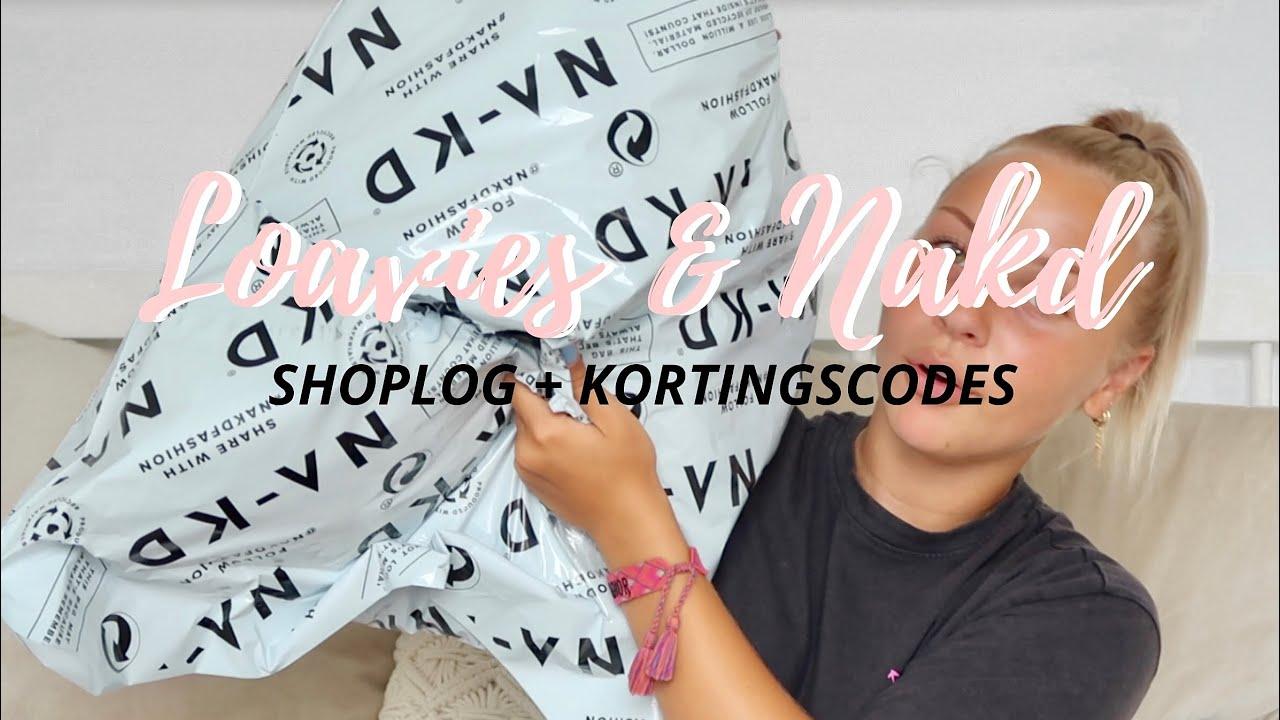 Download LOAVIES & NAKD shoplog + kortingscode! 💛🛍 Fleur Nijbacker