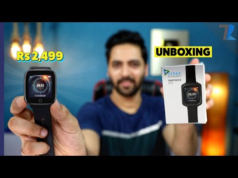 The Most Affordable Android Smartwatch | Better Than Realme Watch?♀️