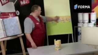 Техника с использованием бордюров для декорирования стеклообоев(, 2013-09-27T08:12:02.000Z)