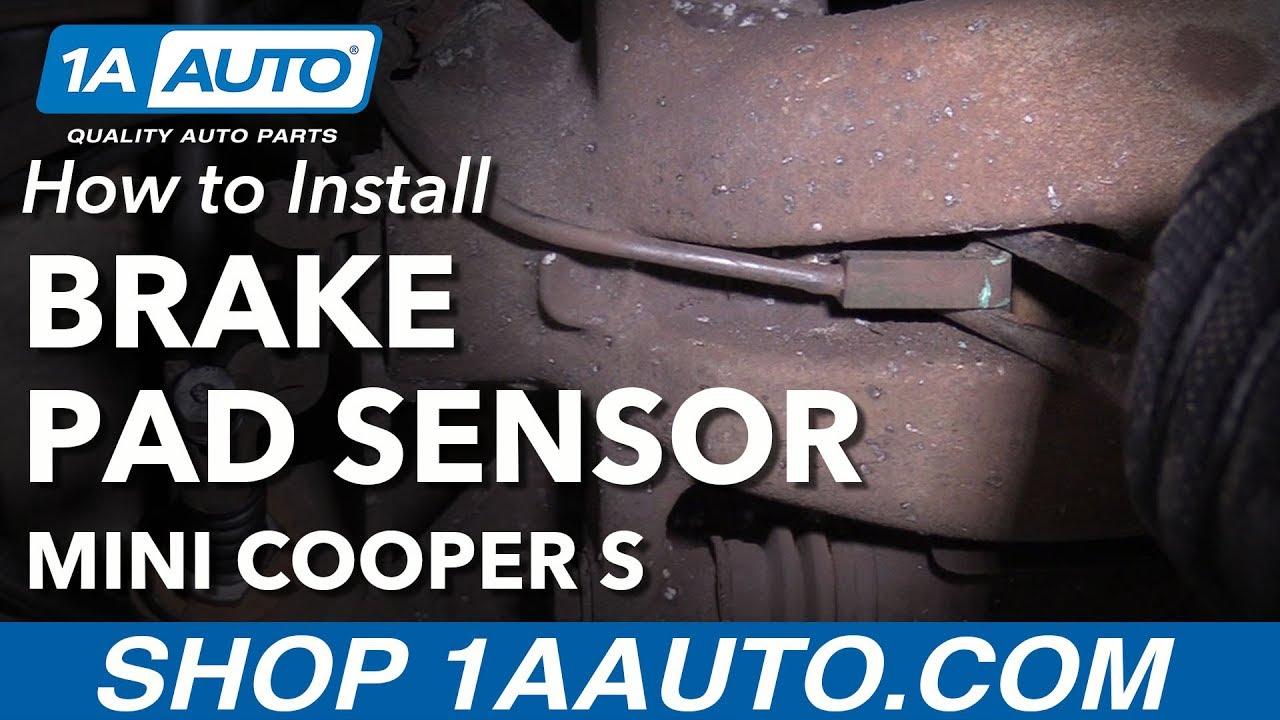OEM Rear Brake Wear Sensor Braking Indicator Detector Fits Mini Clubman One