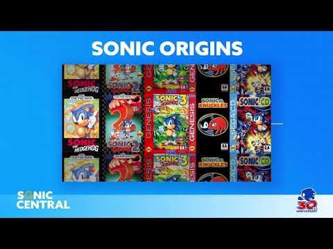 Sonic Origins - Teaser Trailer