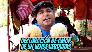 Declaración de Amor de un vende verduras en escaliche - JR INN