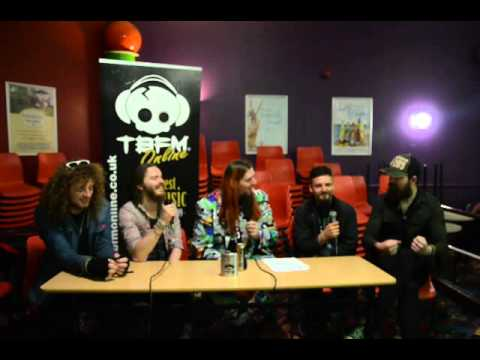 Hard Rock Hell 9 - Nine Miles South Interview
