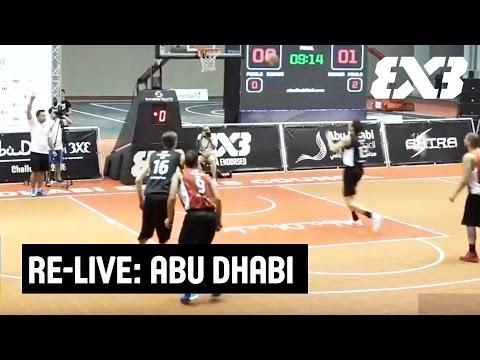 Re-Live - Day 2 - Abu Dhabi Challenger - 2016 FIBA 3x3