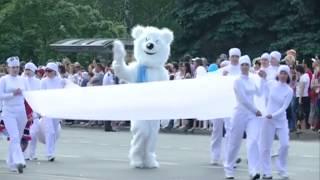 Ижевск отметил День города(, 2013-06-13T12:42:45.000Z)