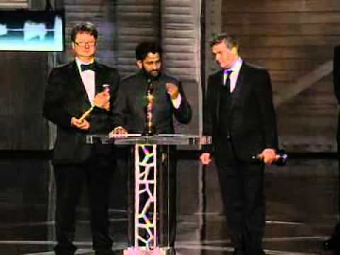 Resul Pookutty   Acceptance Speech Video, Video clips, Featured videos  Rediff Videos