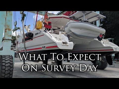 What to Expect At Your Vessel Survey