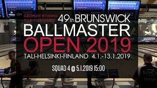 Brunswick Ballmaster Open 2019 - squad 4
