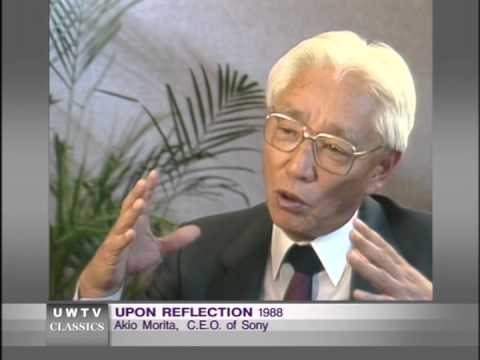 Akio Morita: Comparing Japanese and American Business Practices
