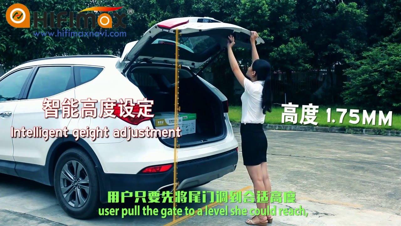 Hifimax Electric Tailgate Lift Liftgate For Hyundai Ix45