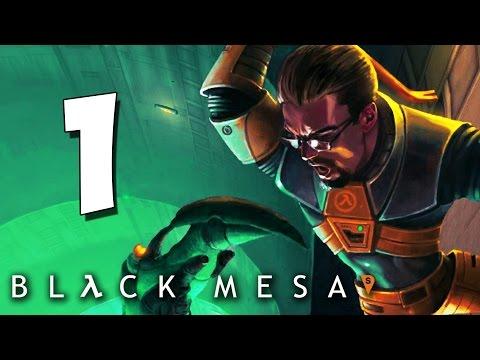 Best Games: Прохождение Black Mesa [Half-Life]
