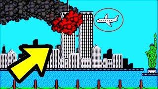 ИГРЫ , КОТОРЫЕ ПРЕДСКАЗАЛИ БУДУЩЕЕ !!! ( ТЕРАКТ 11 СЕНТЯБРЯ В США ( 9/11 ) !!! )