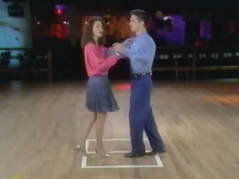 How to dance Nightclub Two Step (Part 1 of 6)