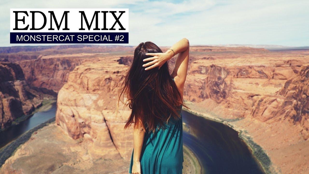 EDM MIX 2017 - Electro House & Progressive Music | Monstercat Special #2