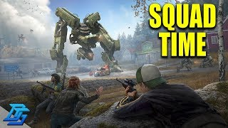 TIME TO SQUAD UP WITH THE BOYS, MULTIPLAYER  - Generation Zero Gameplay Part 3 (Beta)