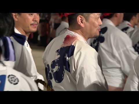 令和元年博多祇園山笠 追い山開始までのドキュメンタリー 2019 7 15