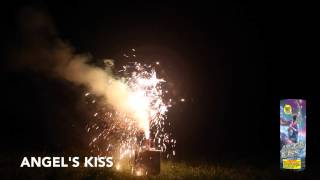 ANGEL'S KISS - Fountains - World Class Fireworks