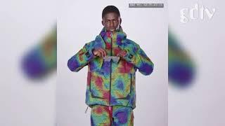 Louis Vuitton Multi-Zip Coat Lookbook