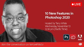 10 New Features in Photoshop 2020