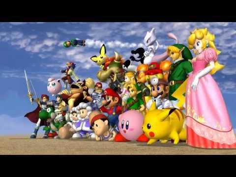 Super Smash Bros. Melee Medley (8bit)
