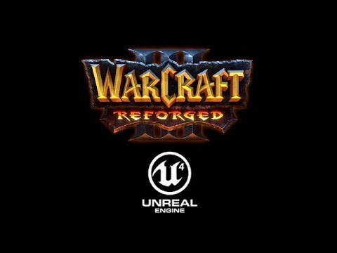 WARCRAFT 3 REFORGED ORC MODELS IN UNREAL