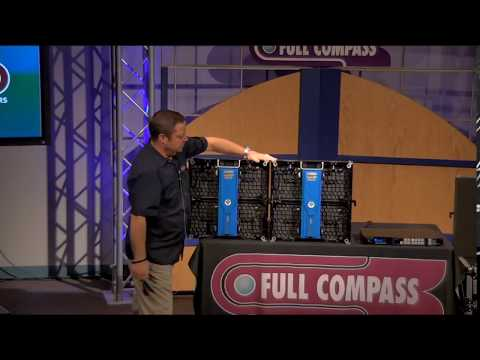 Blizzard Lighting: Intro to LED Video Walls | Full Compass 40 Fest