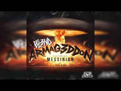 Music video DJ BL3ND - Armageddon (feat. Messinian)