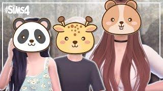 The Sims 4 | Desafio da Genética | TRÊS FILHOS