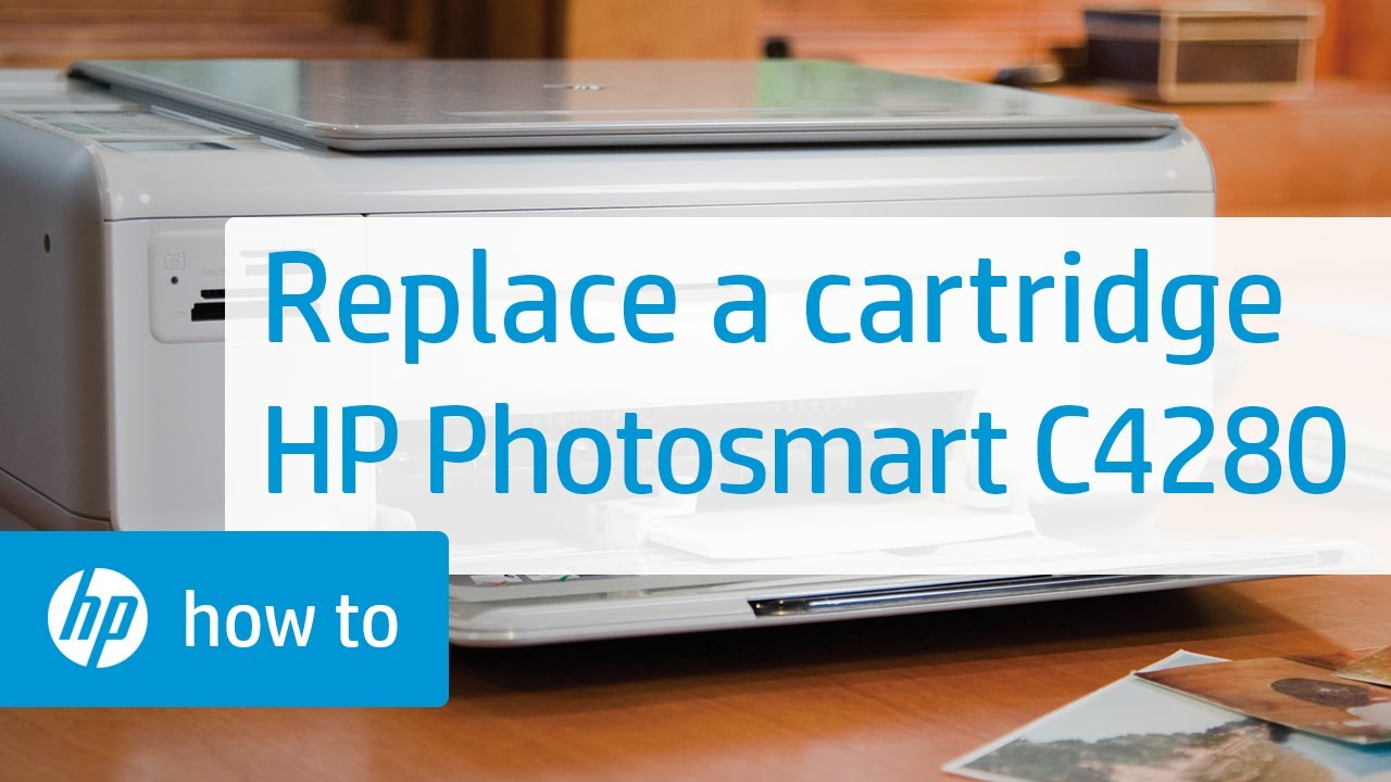 INSTALL HP PHOTOSMART C4480 PRINTER TREIBER