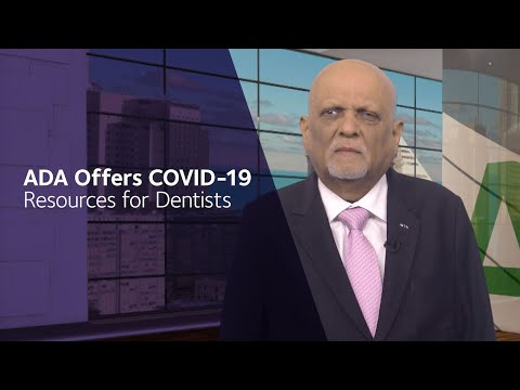 American Dental Association Offers Coronavirus Resources For Dentists