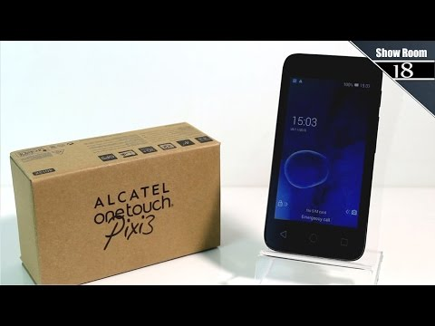Alcatel Pixi 3 (4) Review