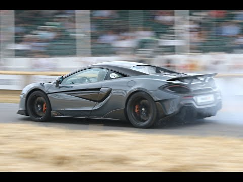 2018 Goodwood Festival of Speed vs. Best of Day 1