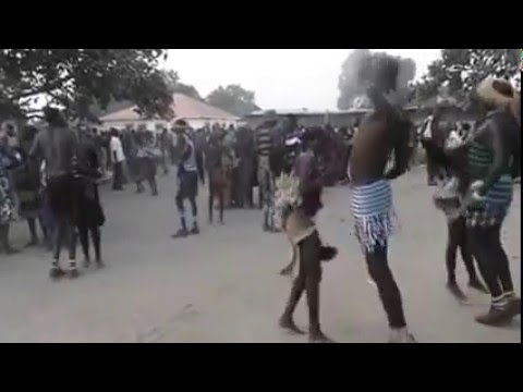 Murle Dance from South Sudan