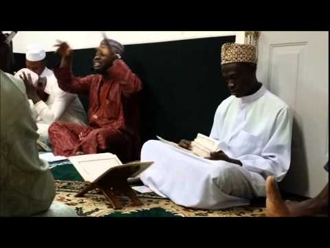NASFAT HOUSTON BRANCH QURAN & PRAYER SESSION.LECTURE BY USTA