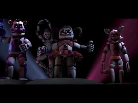 Nightcore LEFT BEHIND I  Five nights at Freddy's