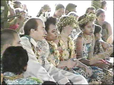 Rotuma Visit in 2000