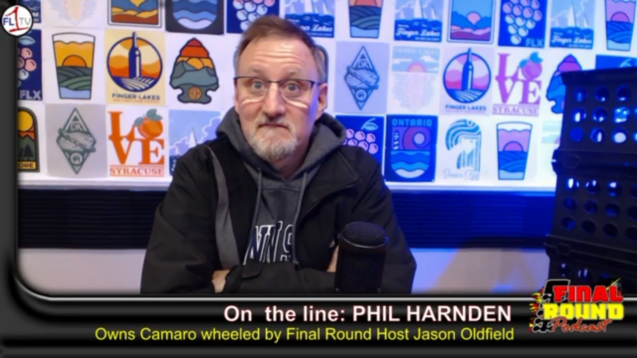 Phil Harnden ..::.. The Final Round Podcast #071