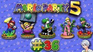 Let's Play Mario Party 5 [German] #36 - Chance Time HORROR! D: [4/5]