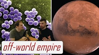 Should We Risk Contaminating Mars by Building a Human Colony? - Off-World/Off-Topic Ep. 29 (pt. 2)