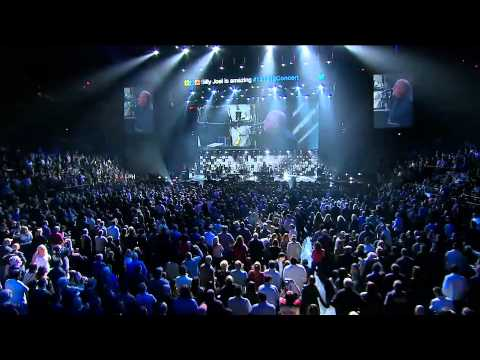 Billy Joel At Madison Square Garden December 17 2015 YouTube