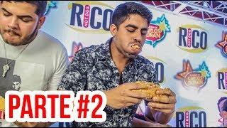 Quien Coma Más Hot Dogs GANA $10,000 (Parte 2)