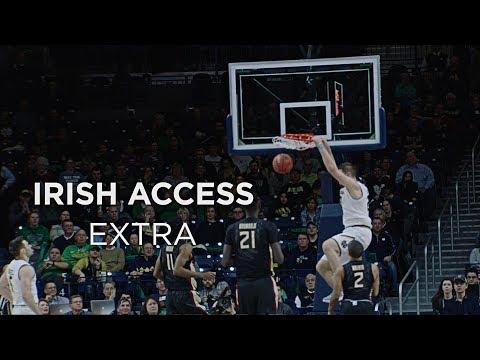 Irish Access Extra | @NDMBB vs Florida State 2018