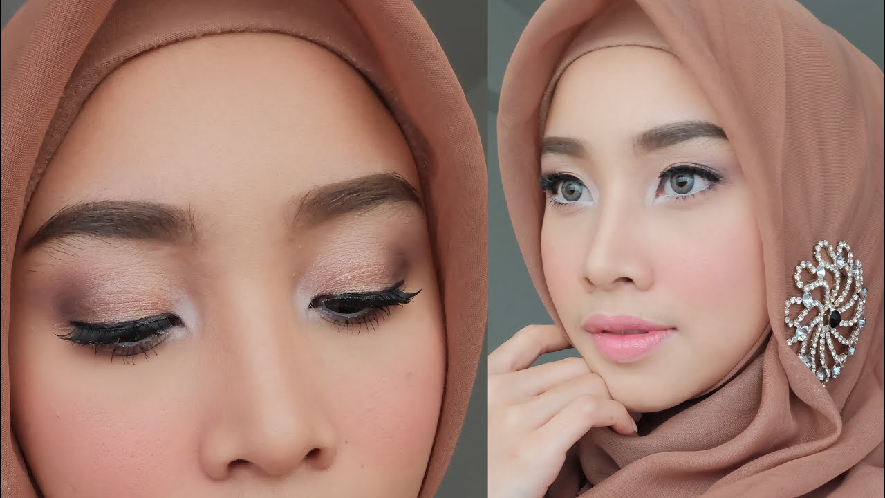 SOFT NATURAL GRADUATION MAKEUP MAKE UP WISUDA SEKOLAH