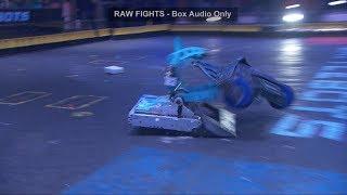 BattleBots Basement - Overhaul vs. Valkyrie - Unseen Grudge Match from BattleBots 2018