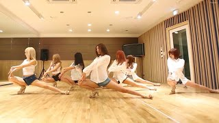 AOA (에이오에이) | 'Confused' (흔들려) Mirrored Dance Practi…