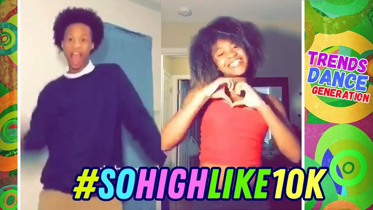 So High Challenge ???? Instagram Best Dance Compilation ???? #sohighlike10k